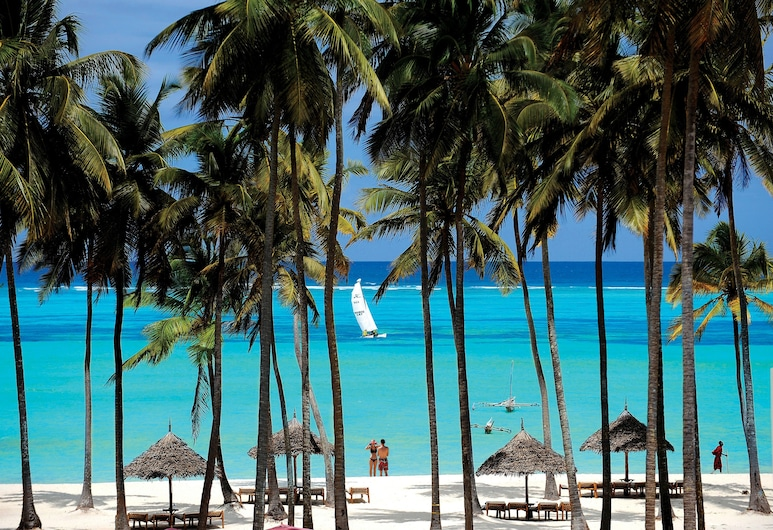TUI Blue Bahari Zanzibar , Kiwengwa, Pláž