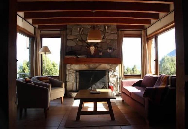 Las Morillas Huemul Lodge, Villa La Angostura, Área de Estar