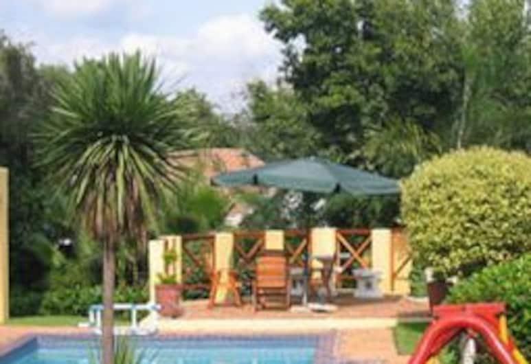 Strathavon Guest House, Sandton, Vonkajší bazén