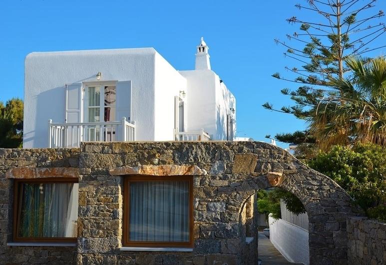 Mykonos Chora Apartments, Μύκονος, Πρόσοψη καταλύματος