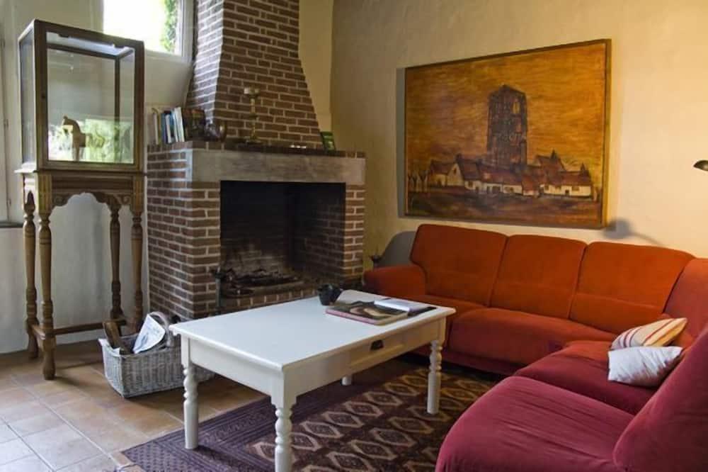 Standard-Doppelzimmer - Wohnbereich
