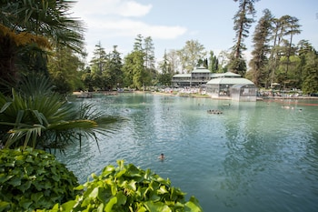 Φωτογραφία του Villa dei Cedri Thermal Park & Natural Spa, Lazise