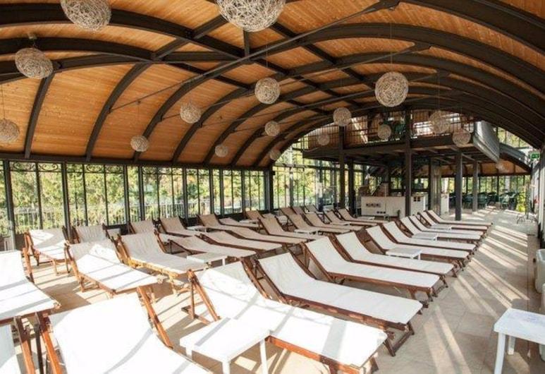 Villa dei Cedri Thermal Park & Natural Spa, Lazise, Κέντρο fitness
