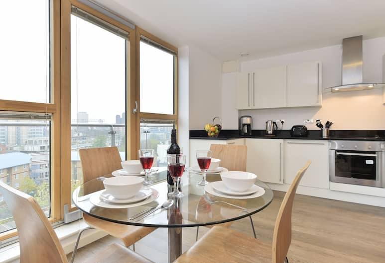 Bridge Apartments, London, Apartment, 1 Bedroom, Private kitchen
