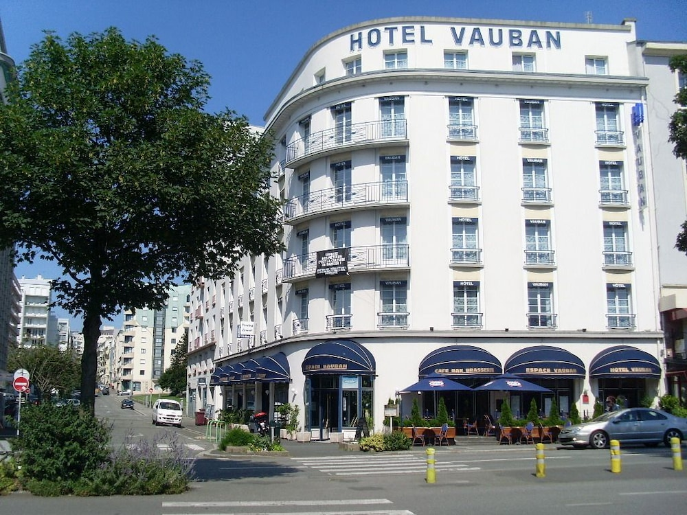 Hôtel Vauban, Brest