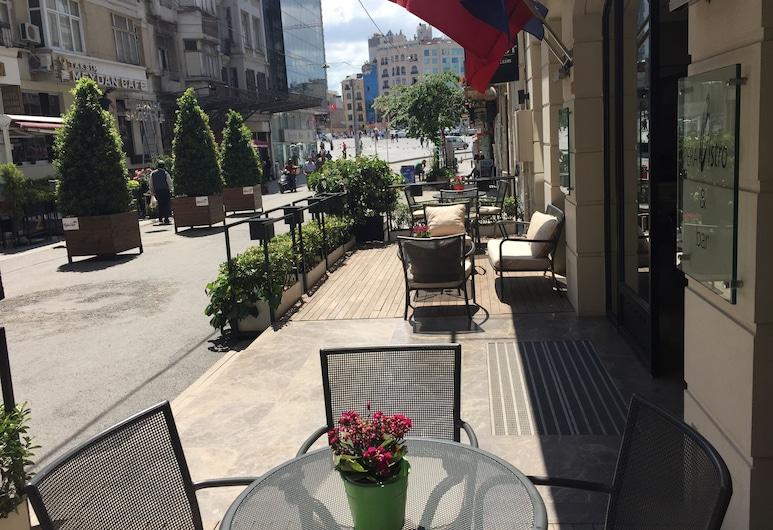 Senator Hotel Taksim, Istanbul, Pohľad na hotel
