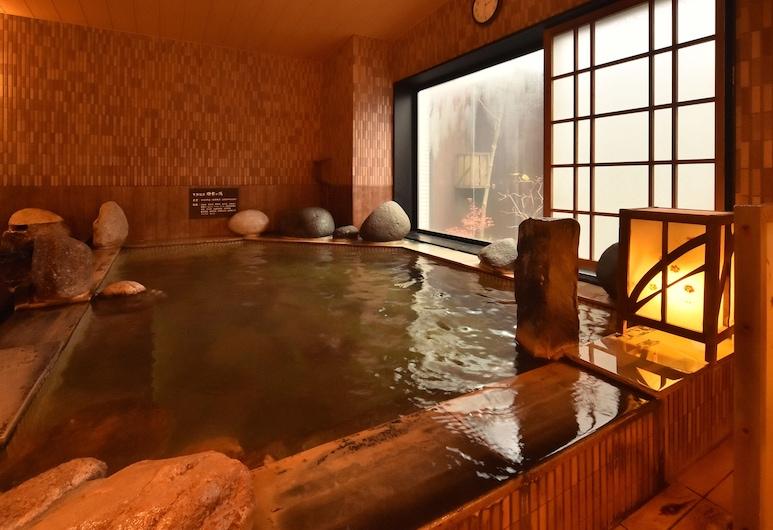 天然温泉 樽前の湯 ドーミーイン苫小牧, 苫小牧市, 屋内スパ浴槽