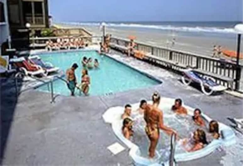 The Red Tree Inn, North Myrtle Beach, Outdoor Pool