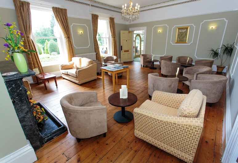 Broom Hall Country Hotel, Thetford, Hotellounge