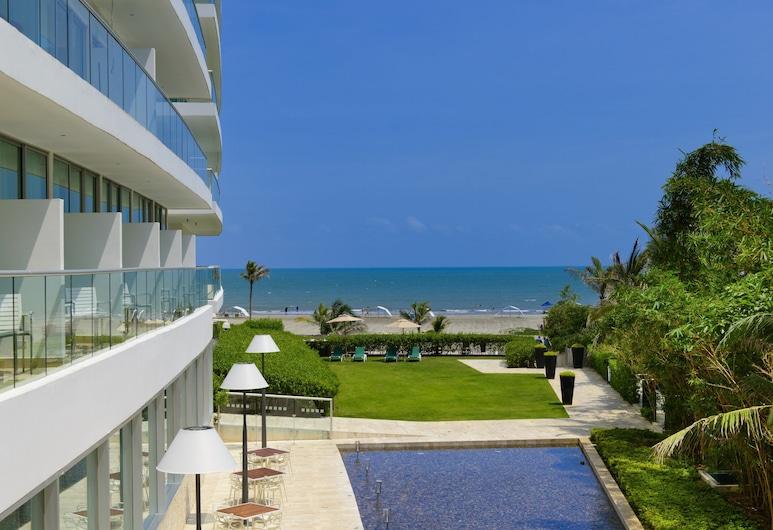 卡塔赫納莫羅斯假日酒店, Cartagena, 外觀