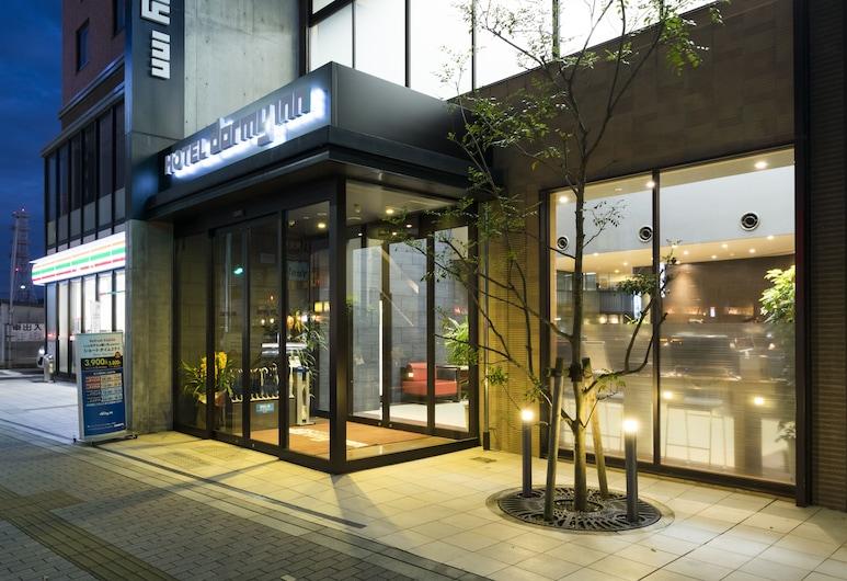 Dormy Inn Himeji Natural Hot Spring, Himeji, Πρόσοψη ξενοδοχείου - βράδυ/νύχτα
