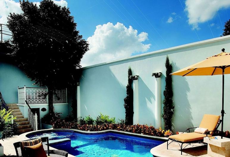 Hotel Casa Azul, Mérida, Πισίνα