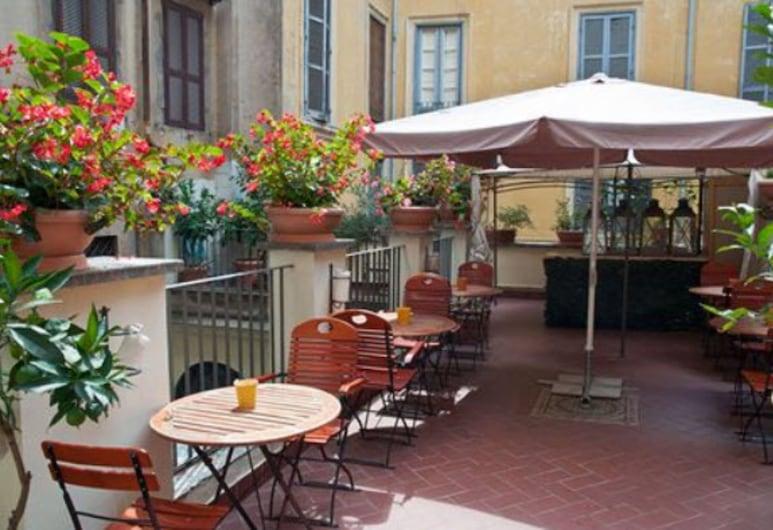 Hotel Le Clarisse al Pantheon, Rom, Terrasse/patio