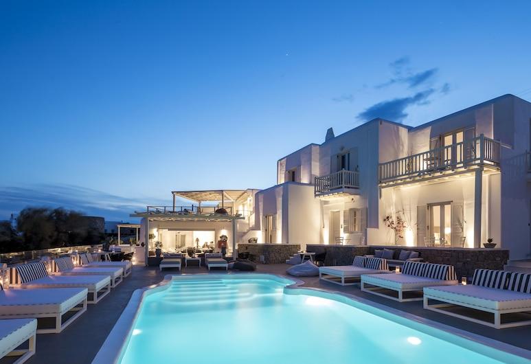 Mykonos Princess Hotel, Mykonos, Utomhuspool