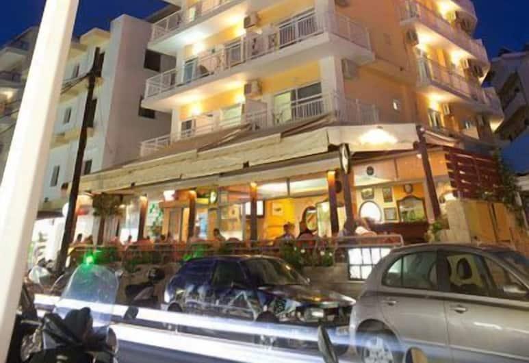Pearl Hotel, Rhodes, Hadapan Hotel - Petang/Malam