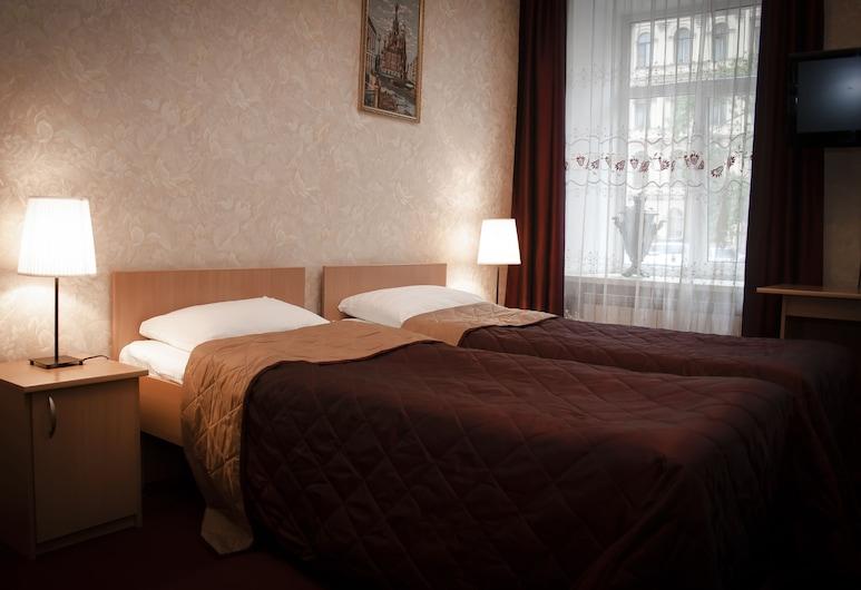 Dom Dostoevskogo, Petrohrad, Štandardná dvojlôžková izba, Hosťovská izba