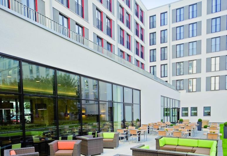 Residence Inn by Marriott Munich City East, München, Terrass