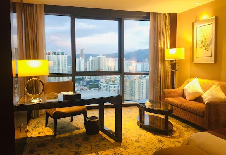 綠景錦江酒店, 深圳市, 行政客房, 客房