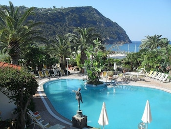 Hình ảnh Hotel Semiramis tại Forio d'Ischia