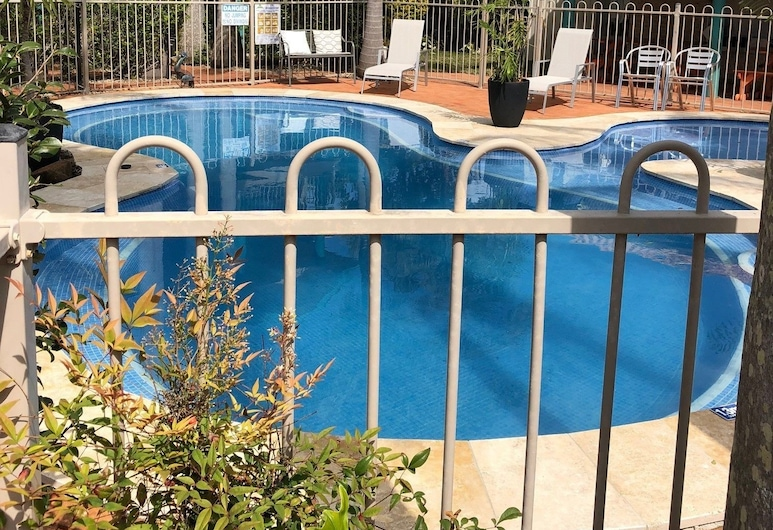 Beaches Serviced Apartments, Nelson Bay