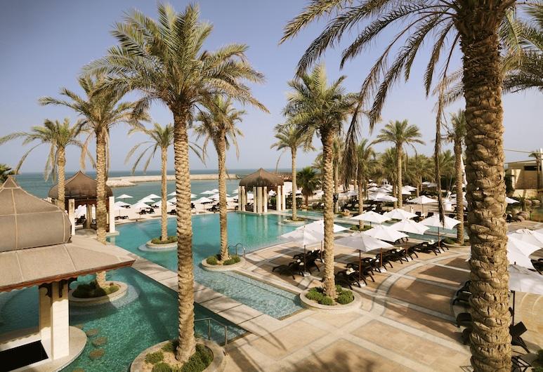 Jumeirah Messilah Beach Hotel And Spa, Messilah, Utendørsbasseng