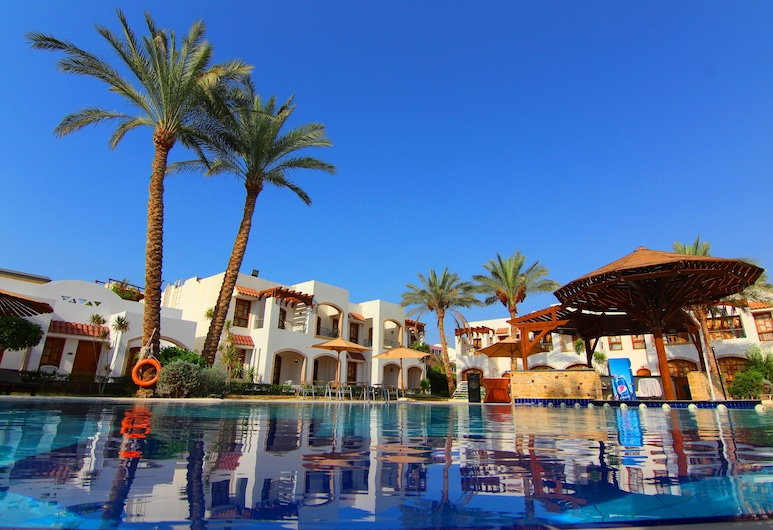 Coral Hills Resort, Sharm el Sheikh, Útilaug