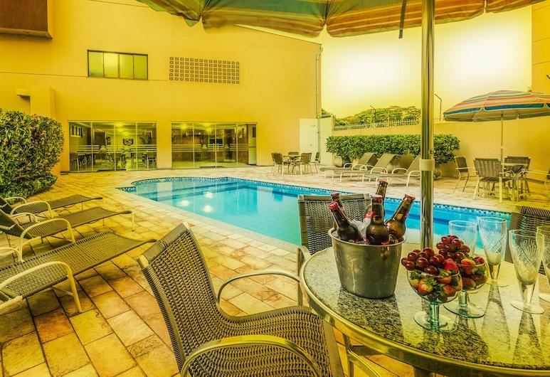 Thomasi Hotel Londrina, Londrina, Outdoor Pool