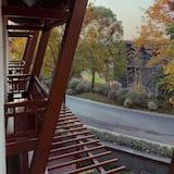 Deluxe Twin soba - Pogled s balkona