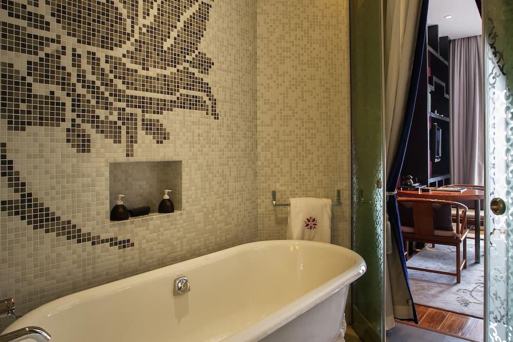 Deluxe Twin soba - Pogodnosti u kupaonici
