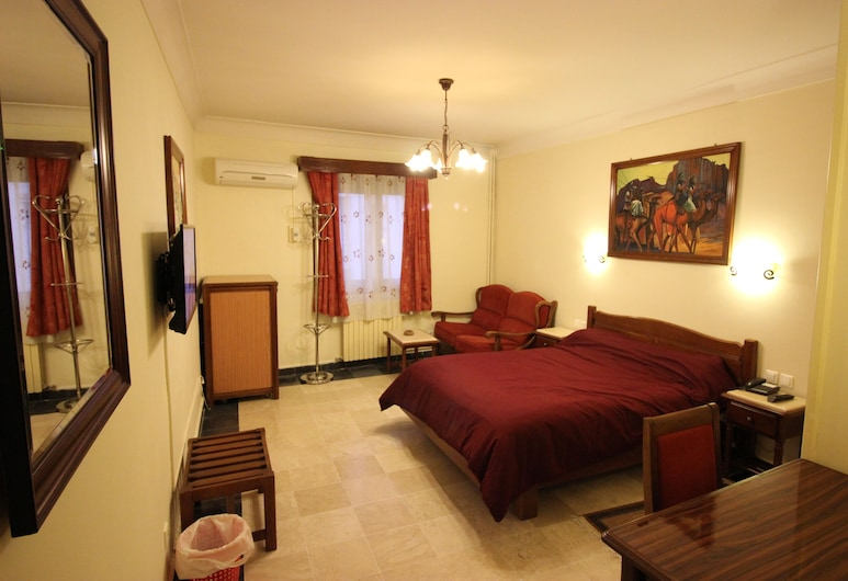 Hotel Hydra, Alger, Standard dubbelrum, Gästrum