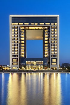 在天津的天津瑞吉金融街酒店照片
