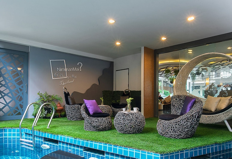 โรงแรมนิมมาน ไหม ดีไซน์ เชียงใหม่, เชียงใหม่, สระว่ายน้ำในร่ม