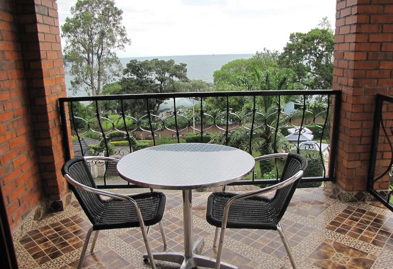Stipp Hotel Gisenyi, Gisenyi, Standard Double or Twin Room, Balcony