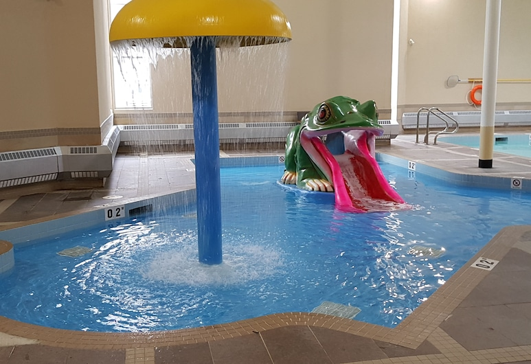 Paradise Resort Club and Spa, Canmore, Piscina per bambini
