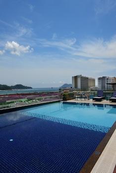 亞庇沙巴地平綫飯店的相片