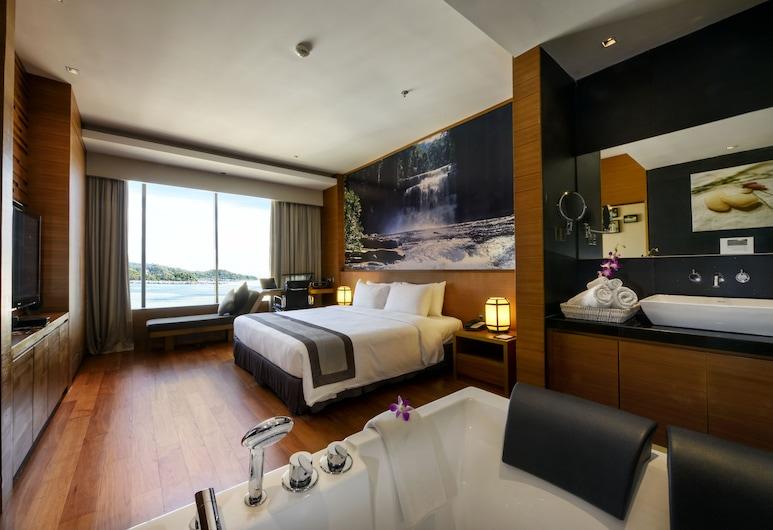 Horizon Hotel, Kota Kinabalu, Deluxe Suite, Bilik Tamu