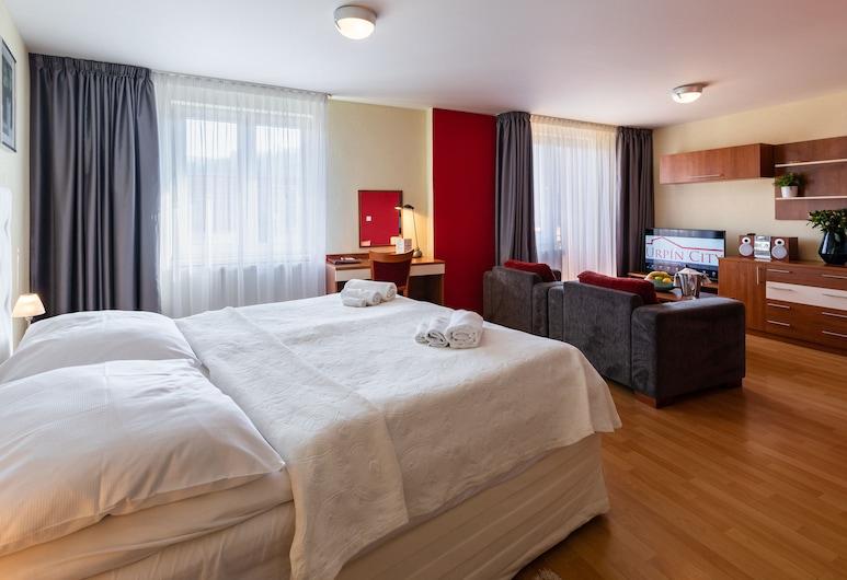 Urpin City Residence, Μπάνσκα Μπίστρικα, Business Δίκλινο Δωμάτιο (Double ή Twin), 1 Υπνοδωμάτιο, Θέα δωματίου
