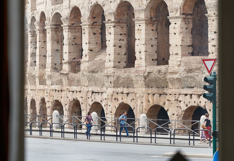 N° 9 Colosseo, Rome, Suite (with Coliseum View), Chambre
