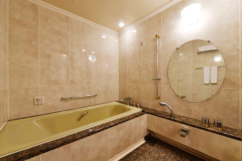 スイート (清掃なし) - バスルーム
