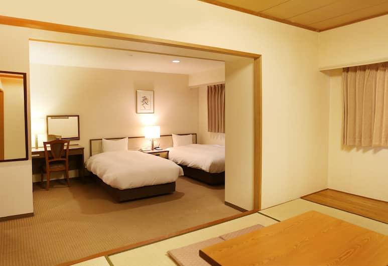 Sun Hotel Nagoya Nishiki, Nagoya, Habitación tradicional, de fumar (Japanese Western Style), Habitación