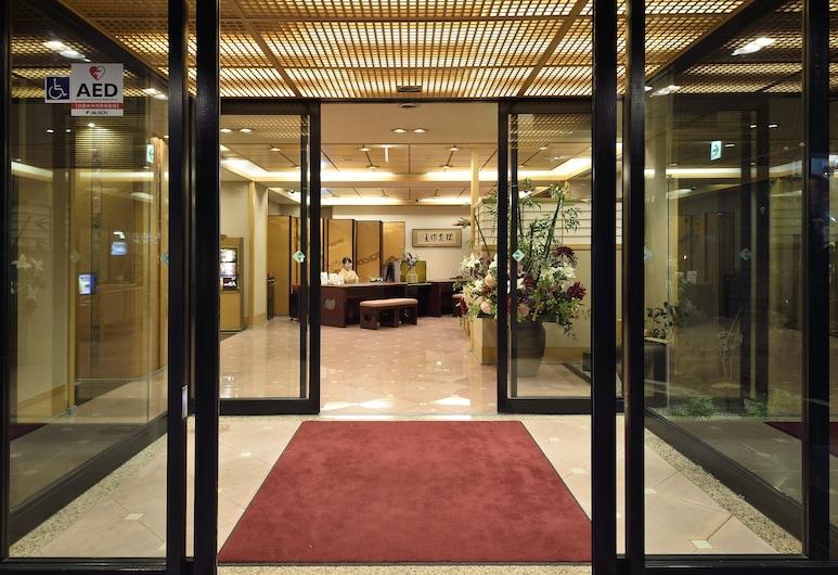 썬 멤버스 교토-사가, Kyoto, 호텔 입구