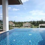 2 Bedroom Penthouse Pool Suite - 客室