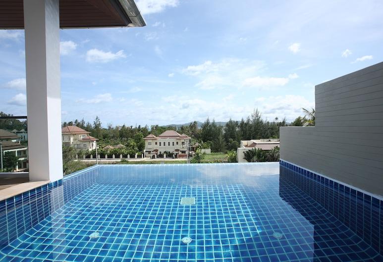 Bangtao Tropical Residence Resort & Spa, Choeng Thale, 2 Bedroom Penthouse Pool Suite, Δωμάτιο