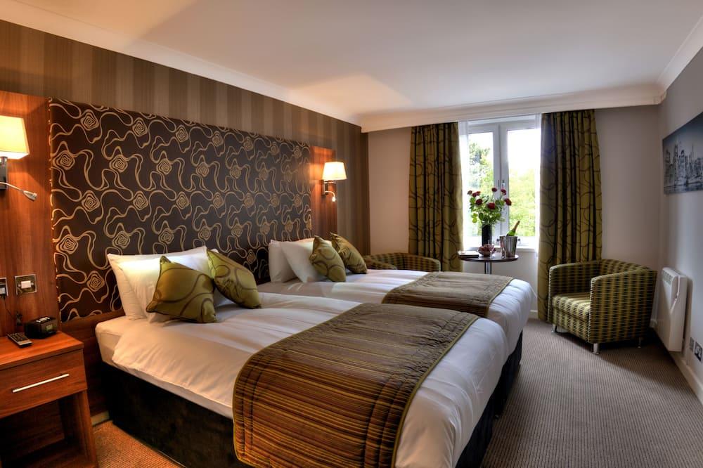 Standard-Zweibettzimmer, 2Einzelbetten - Zimmer