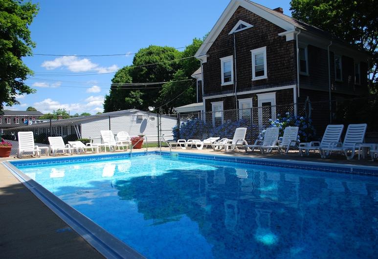 Mariner Motel, Φάλμουθ, Εξωτερική πισίνα