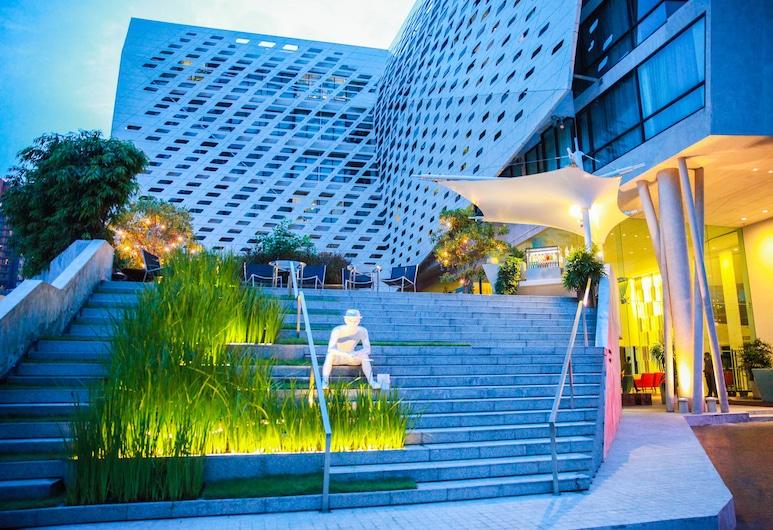 リト バンコク ホテル, バンコク, 外装