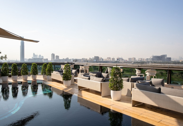 Jumeirah Creekside Hotel, Dubai, Terrace/Patio