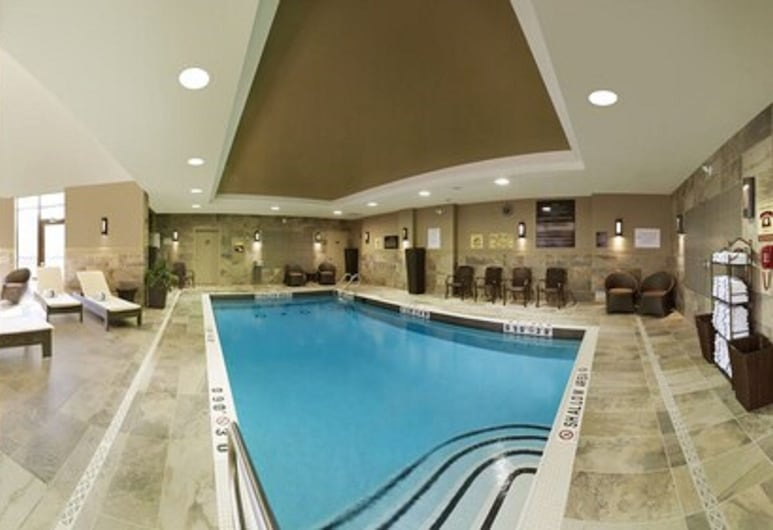 Hilton Garden Inn Toronto/Brampton, Μπράμπτον, Εσωτερική πισίνα