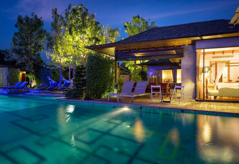 Tango Luxe Beach Villa Samui, Koh Samui, Grand Sunset Suite Pool Villa, View from room