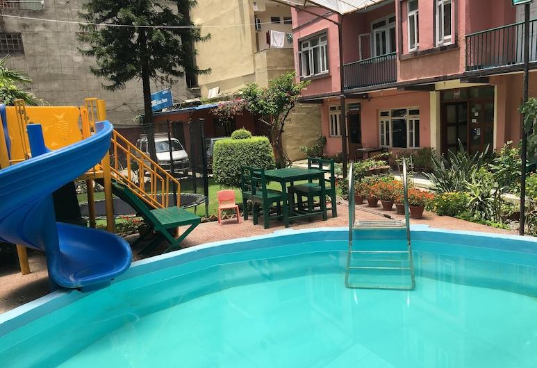 Acme Guest House, Kathmandu, Ulkouima-allas